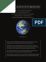 Climate Scientists Respond