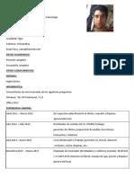 Curriculum Fs