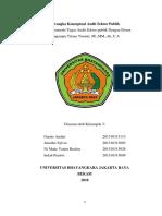 Kerangka Konseptual Audit Sektor Publik (Kelompok 3)