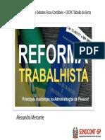 Reforma Trabalhista - Alessandra Mercante - CEDFC Tboão Da Serra (1)