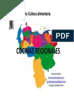Cocinas Regionales ICC
