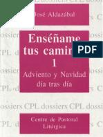Aldazabal Jose - Adviento y Navidad