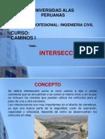Intersecciones - Caminos I.pptx