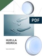 Huella Hídrica