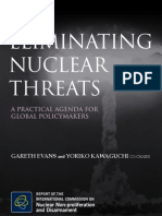 ICNND Report Eliminating Nuclear Threats