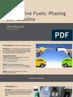 alternative fuels storyboard