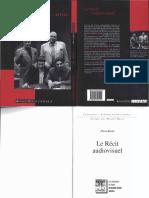 Beylot Pierre_le Récit Audiovisuel
