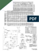 Frigidaire FWT449GFS2 Washer Tech Sheet