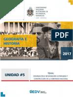 Dominación e Intervención Extranjera y Construcción de La Soberanía Na