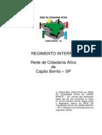 REGIMENTO INTERNO DA REDE DE CIDADANIA ATIVA (aprovado)2014.pdf