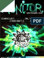 UP CURSOR Monitor Express (September 10-11)