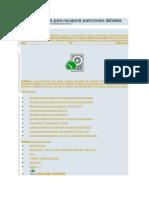 Tutorial TestDisk para recuperar particiones dañadas.doc