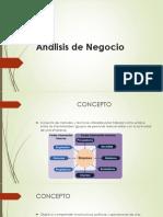Analisis Negocio 1