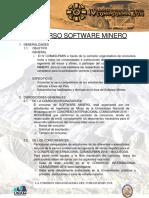 Bases de Concurso Soetware Minero