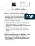 x Ray Protocol