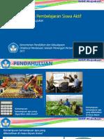 PPT Pengembangan Pembelajaran Siswa Aktif