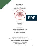 Dian- Referat Anestesi