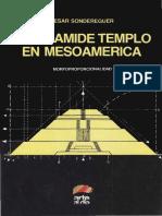 La pirámide templo en Mesoamérica - César Sondereguer.pdf