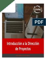 Introducción a la Dirección de Proyectos - Cecilia Boggi - PMI LPZ.pdf