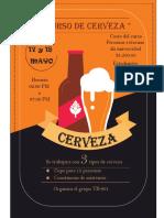 Cartel Cerveza