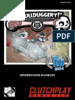 Skullduggery Manual
