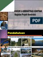 1-Manaj Proyek Infrastruktur
