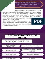 Diapositivas Penal Art. 372