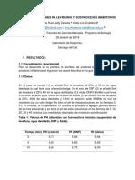Bombeo de Protones en Levaduras y Sus Procesos Inhibitorios (1)