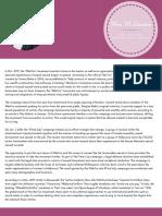 environmental scanning paper- metoo