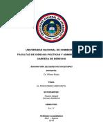 Contrato Fiduciario Mercantil Final