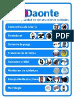 Catalogo General Daonte 2018
