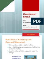 Manajemen Resiko (15) Risk Transfer