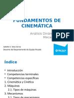 Unidad 1 Fundamentos de Cinemática