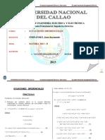 Bateria Ecuaciones PDF