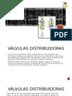 3 Valvulas Distribuidoras