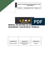 m Sst - 01 Manual de Sg-sst 2018