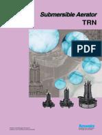 TRN (Submersible Aerator)
