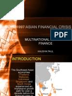 Asean Crisis