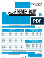 Equity Research Report 08 May 2018 Ways2Capital
