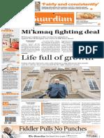 The Guardian Charlottetown - June 8 2017
