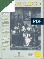 39- Sobre Las Idea de Dialéctica y Sus Figuras. El Basilisco, Número 19 Julio-diciembre 1995