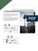 Packinox Pyrolysis Gasoline Hydrogenation