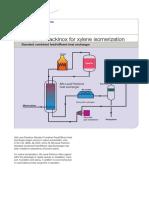 packinox_xylene_isomerization