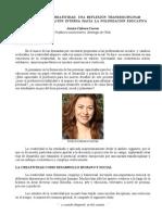 Con Ciencia y Creatividad - Jessica Cabrera C.