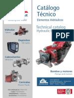 BEZARES Catalogo Tecnico Hidraulico