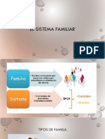 El Sistema Familiar