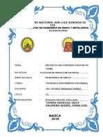 INFORME DEL TUNEL 3.doc