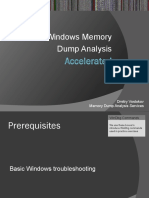 Accelerated Windows Memory Dump Analysis Public
