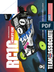 RC10WC Manual Updated
