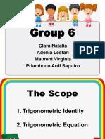 Trigonometric Identity and Equation